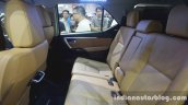 2016 Toyota Fortuner 2.8 AT rear seat at Thailand Big Motor Sale