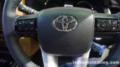 2016 Toyota Fortuner 2.8 AT steering wheel at Thailand Big Motor Sale