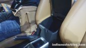 2016 Toyota Fortuner 2.8 AT stroage box on armrest at Thailand Big Motor Sale