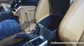 2016 Toyota Fortuner 2.8 AT stroage box on armrest at Thailand Big Motor Sale