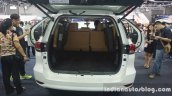 2016 Toyota Fortuner 2.8 boot space at Thailand Big Motor Sale