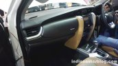 2016 Toyota Fortuner 2.8 dashboard at Thailand Big Motor Sale