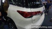 2016 Toyota Fortuner 2.8 wrap around taillamp at Thailand Big Motor Sale