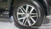 2016 Toyota Fortuner alloy wheel pattern at Thailand Big Motor Sale