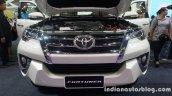 2016 Toyota Fortuner fascia front at Thailand Big Motor Sale