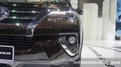 2016 Toyota Fortuner foglamp enclosure at Thailand Big Motor Sale
