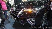 2016 Toyota Fortuner front fascia at Thailand Big Motor Sale