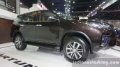 2016 Toyota Fortuner front three quarter left at Thailand Big Motor Sale