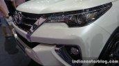 2016 Toyota Fortuner headlight and foglight at Thailand Big Motor Sale