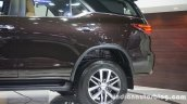 2016 Toyota Fortuner rear wheel arch at Thailand Big Motor Sale
