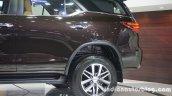 2016 Toyota Fortuner rear wheel arch at Thailand Big Motor Sale