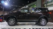 2016 Toyota Fortuner side at Thailand Big Motor Sale