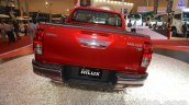 2016 Toyota Hilux Double Cab rear at the 2015 Gaikindo Indonesia International Auto Show (2015 GIIAS).
