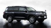 2016 Toyota Land Cruiser (facelift) side launched press image