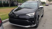 2016 Toyota RAV4 front quarter spotted in Los Angeles undisguised