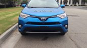 2016 Toyota RAV4 hybrid front spotted in Los Angeles undisguised