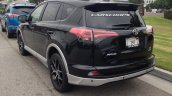 2016 Toyota RAV4 rear quarter spotted in Los Angeles undisguised
