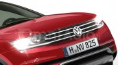2016 VW Tiguan grille rendering by omniauto