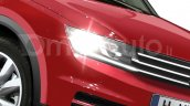 2016 VW Tiguan headlamps rendering by omniauto