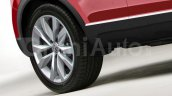 2016 VW Tiguan rims rendering by omniauto