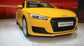 Audi TT Coupe at the Gaikindo Indonesia International Auto Show 2015