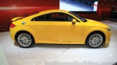 Audi TT Coupe side at the Gaikindo Indonesia International Auto Show 2015