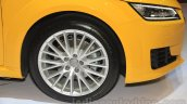 Audi TT Coupe wheel at the Gaikindo Indonesia International Auto Show 2015