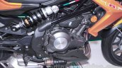 Benelli TNT 25 engine and gearbox at the Indonesia International Motor Show 2015 (IIMS 2015)