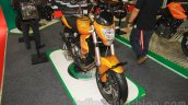 Benelli TNT 25 front three quarter at the Indonesia International Motor Show 2015 (IIMS 2015)