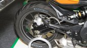 Benelli TNT 25 rear disc brake at the Indonesia International Motor Show 2015 (IIMS 2015)
