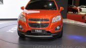 Chevrolet Trax SUV front at the 2015 Gaikindo Indonesia International Auto Show (GIIAS 2015)
