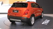 Chevrolet Trax SUV rear quarter at the 2015 Gaikindo Indonesia International Auto Show (GIIAS 2015)