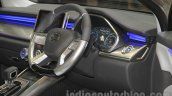 Daihatsu FT Concept dashboard at the 2015 Gaikindo Indonesia International Auto Show (GIIAS 2015)