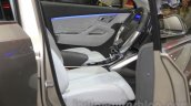 Daihatsu FT Concept front seats at the 2015 Gaikindo Indonesia International Auto Show (GIIAS 2015)