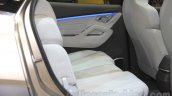Daihatsu FT Concept rear seat at the 2015 Gaikindo Indonesia International Auto Show (GIIAS 2015)