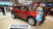 Daihatsu FX Concept front three quarter left at the 2015 Gaikindo Indonesia International Auto Show (GIIAS 2015)