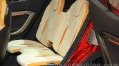 Daihatsu FX Concept rear seats at the 2015 Gaikindo Indonesia International Auto Show (GIIAS 2015)
