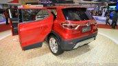 Daihatsu FX Concept rear three quarter at the 2015 Gaikindo Indonesia International Auto Show (GIIAS 2015)