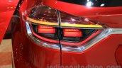 Daihatsu FX Concept taillamp at the 2015 Gaikindo Indonesia International Auto Show (GIIAS 2015)