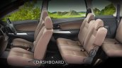 Daihatsu Great New Xenia cabin press image