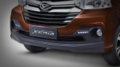 Daihatsu Great New Xenia front bumper press image