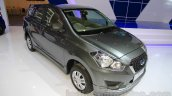 Datsun GO+ Panca T-Style front quarter launched at the 2015 Indonesia International Motor Show