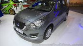 Datsun GO+ Panca T-Style front three quarter launched at the 2015 Indonesia International Motor Show