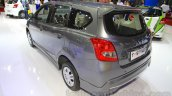 Datsun GO+ Panca T-Style rear three quarter launched at the 2015 Indonesia International Motor Show
