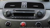 Fiat Abarth 595 Competizione air vents for India