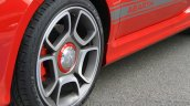 Fiat Abarth 595 Competizione alloy wheel for India