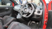 Fiat Abarth 595 Competizione dashboard for India