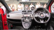 Fiat Abarth 595 Competizione dashboard full for India