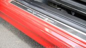 Fiat Abarth 595 Competizione door sill for India