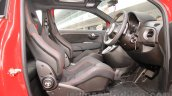 Fiat Abarth 595 Competizione front seats for India